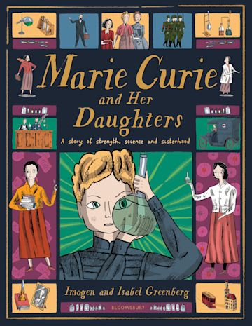 Marie Curie and Her Daughters cover