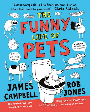 The Funny Life of Pets cover