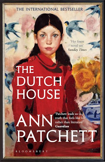 The Dutch House cover
