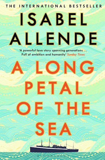 A Long Petal of the Sea cover