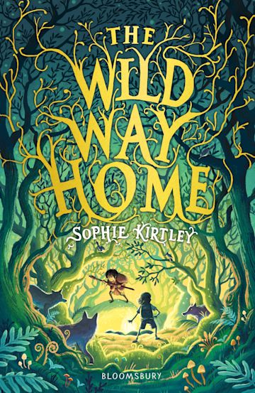 The Wild Way Home cover