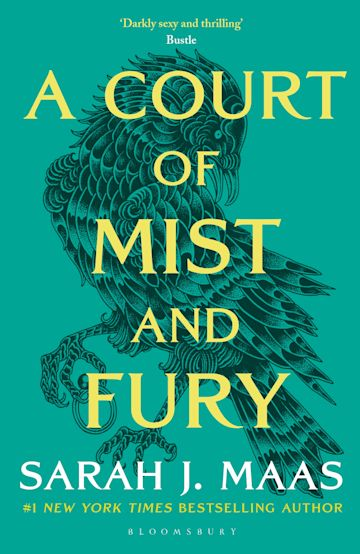 A Court of Mist and Fury cover