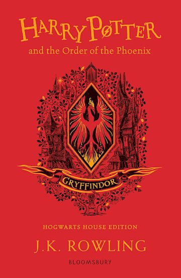 Harry Potter and the Order of the Phoenix – Gryffindor Edition cover