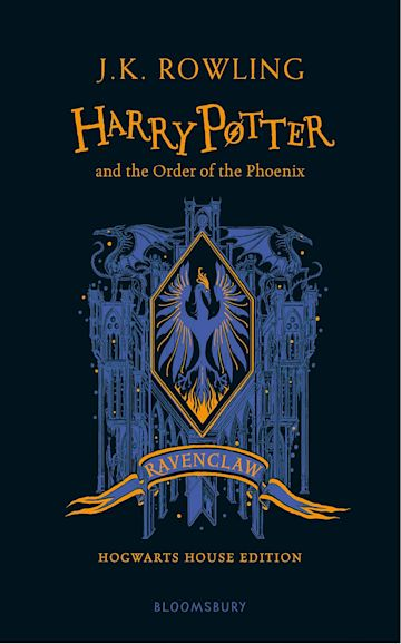 Harry Potter and the Order of the Phoenix – Ravenclaw Edition cover