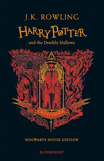 Harry Potter and the Deathly Hallows - Gryffindor Edition cover