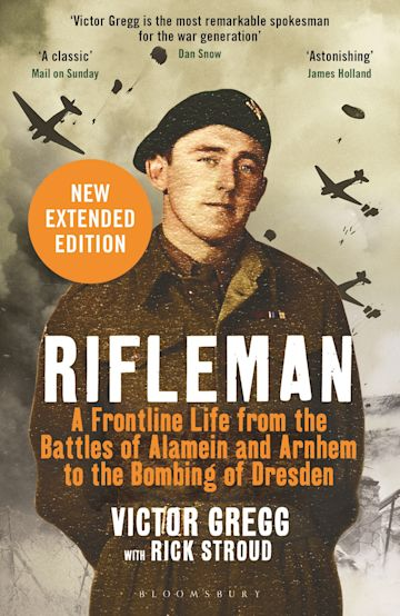 Rifleman - New edition cover