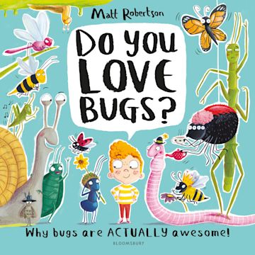Do You Love Bugs? cover