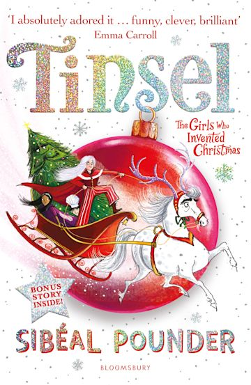 Tinsel cover