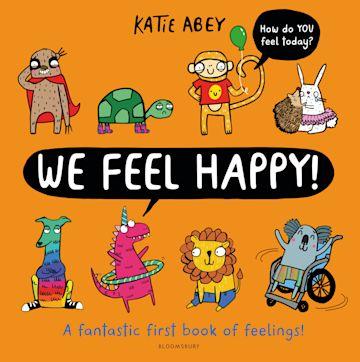 We Feel Happy cover