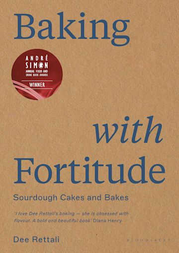 Baking with Fortitude cover