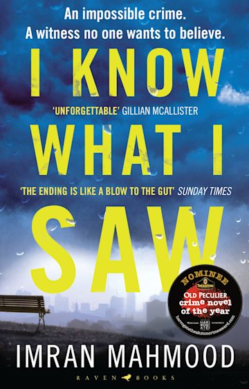 I Know What I Saw cover