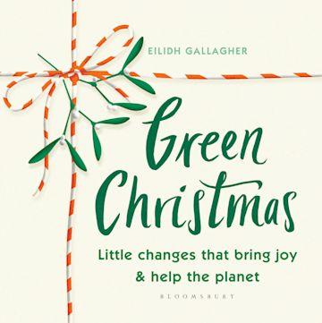 Green Christmas cover