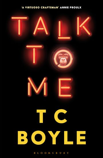 Talk to Me cover