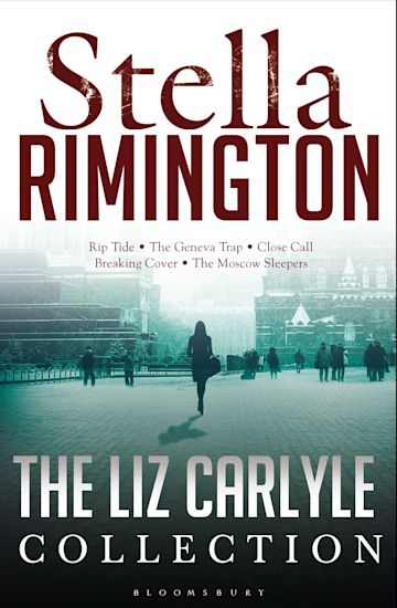 The Liz Carlyle Collection cover