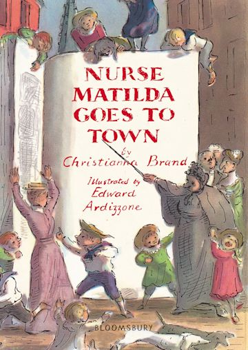 Nurse Matilda Goes to Town cover