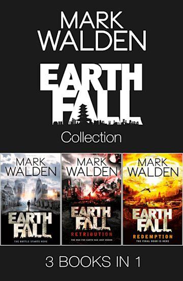 Earthfall eBook Bundle cover