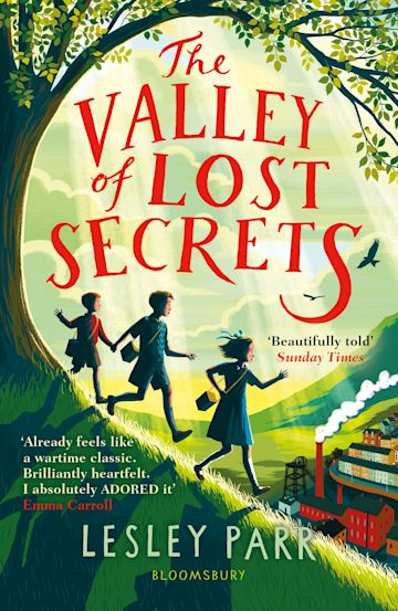 The Valley of Lost Secrets cover