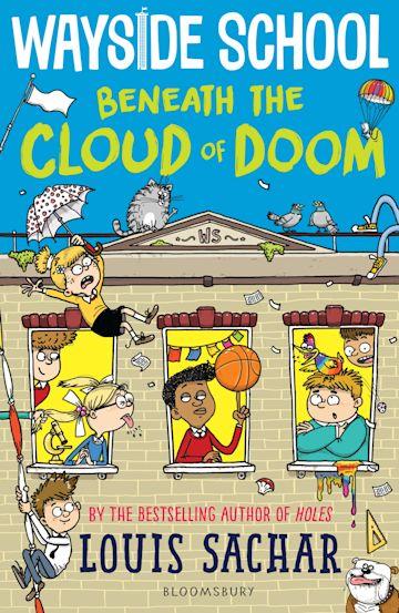 Wayside School Beneath the Cloud of Doom cover
