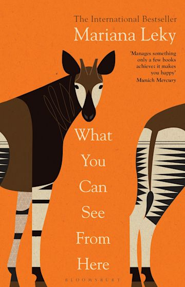 What You Can See From Here cover