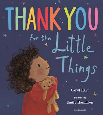 Thank You for the Little Things cover