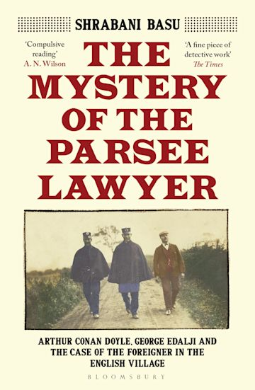 The Mystery of the Parsee Lawyer cover