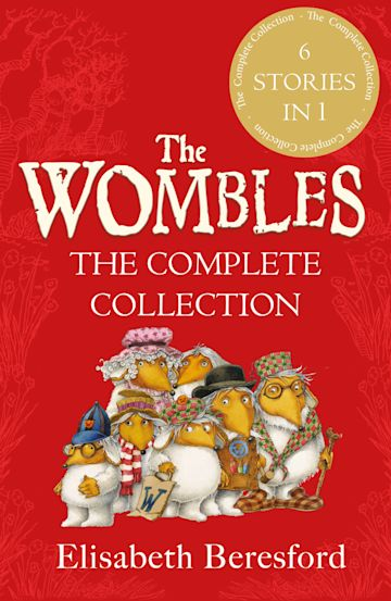 The Wombles Collection cover