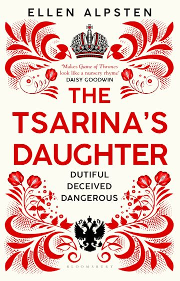 The Tsarina's Daughter cover