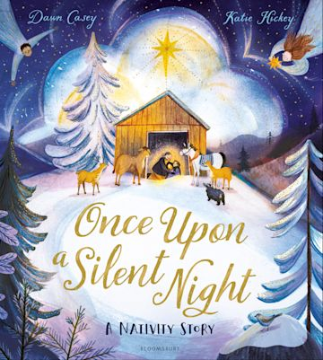 Once Upon A Silent Night cover