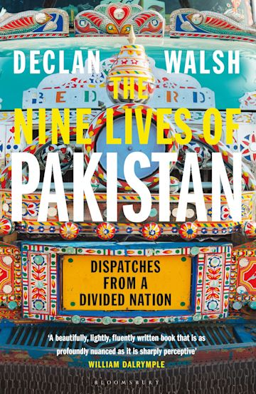 The Nine Lives of Pakistan cover