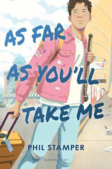 As Far as You'll Take Me cover