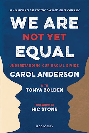 We Are Not Yet Equal cover