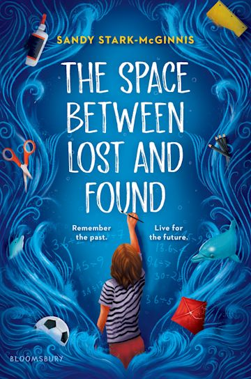 The Space Between Lost and Found cover