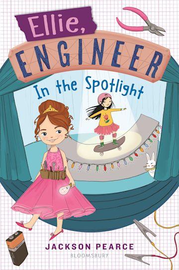 Ellie, Engineer: In the Spotlight cover