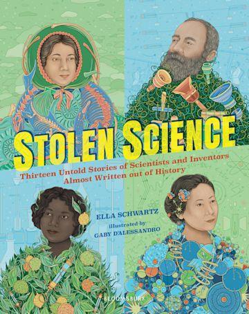 Stolen Science cover