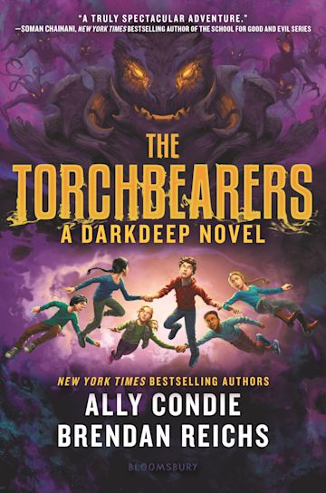 The Torchbearers cover