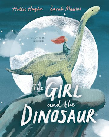 The Girl and the Dinosaur cover
