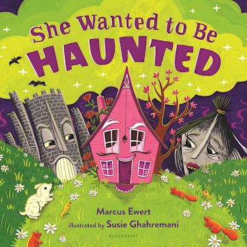 She Wanted to Be Haunted cover
