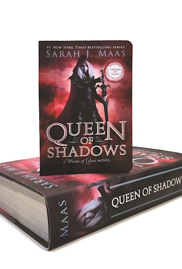 Queen of Shadows (Miniature Character Collection) cover