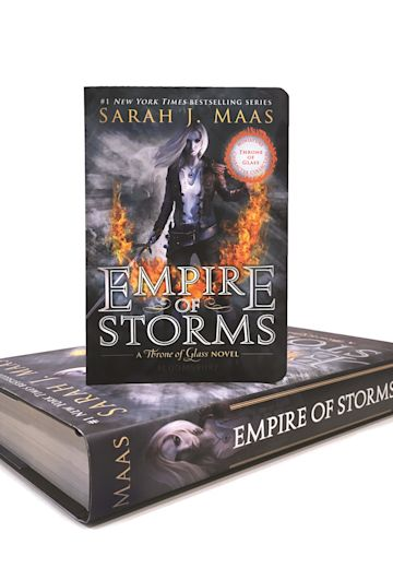 Empire of Storms (Miniature Character Collection) cover