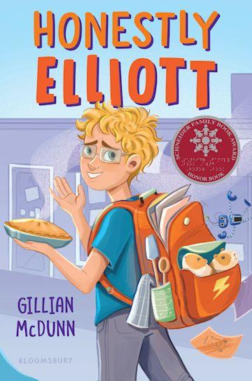 Honestly Elliott cover