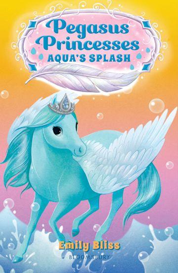 Pegasus Princesses 2: Aqua's Splash cover