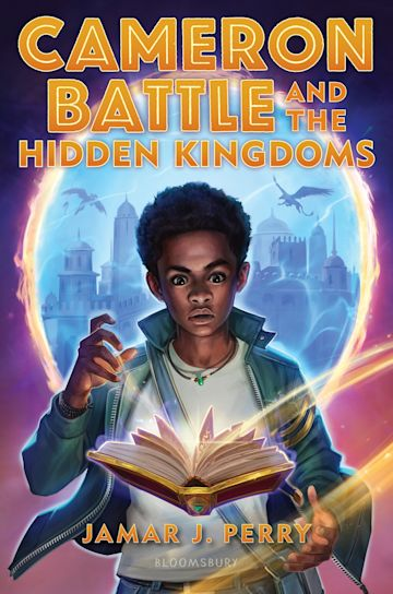 Cameron Battle and the Hidden Kingdoms cover
