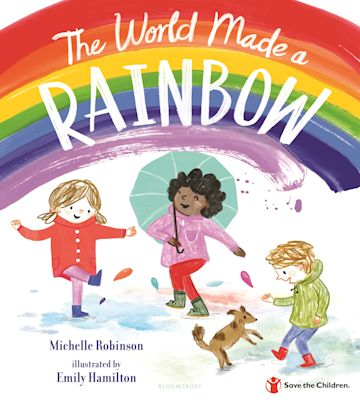 The World Made a Rainbow cover