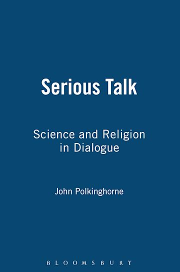 Serious Talk cover