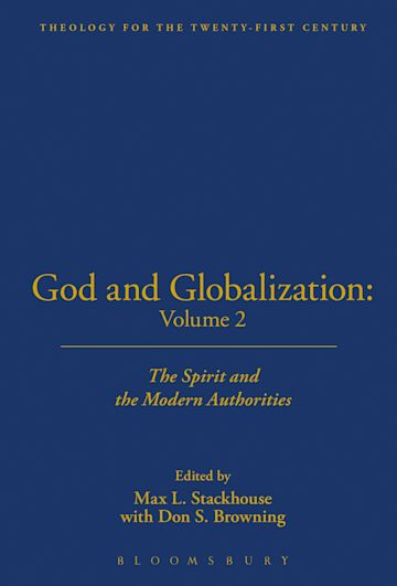 God and Globalization: Volume 2 cover
