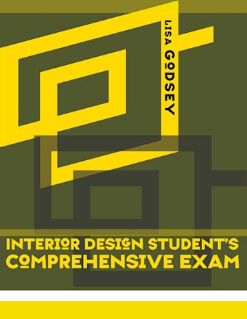 Interior Design Student's Comprehensive Exam cover