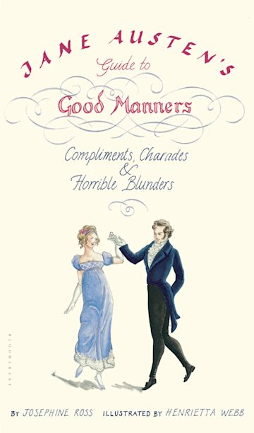 Jane Austen's Guide to Good Manners cover