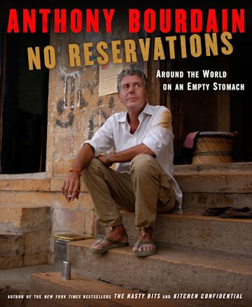 No Reservations cover