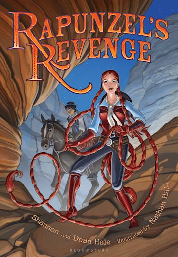 Rapunzel's Revenge cover