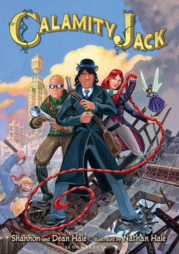Calamity Jack cover